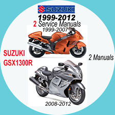 hayabusa gsx1300r cd motorcycle repair manuals literature for sale rh ebay com 2012 Suzuki Hayabusa Top Speed 2015 Suzuki Hayabusa