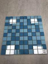 Bagno Con Mattonelle Blu.Piastrelle Blu Bagno Per Pavimenti Per Il Bricolage E Fai Da