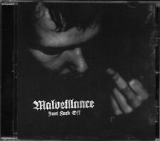 MALVEILLANCE-JUST FUCK OFF-CD-black metal-peste noir-ildjarn-akitsa-bone awl