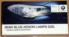 BMW Blue-Xenon Lamp Upgrade OEM D2S Xenon Light Bulb Pair BRAND NEW