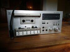 KRAUS Stereo Cassette Tape Deck - Minipack 50c