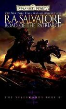 Legend of Drizzt #16 / Sellswords #3: Road of the Patriarch by R. A. Salvatore