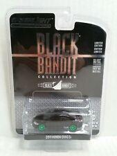 Rare Greenlight Black Bandit Collection 2011 Honda Civic Si Green Machine Chase