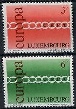 Luxembourg 1971 SG#872-3 Europa MNH Set #D1335