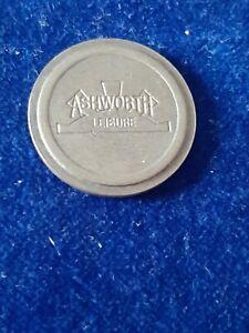 Ashworth Leisure Eurocoin Token