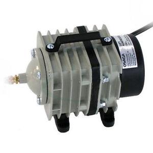Osaga LK 60 Teichbelüfter Luft-Pumpe-Kolben-Kompressor