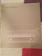 FERRARI 456M GT & 456M GTA Car Sales Brochure 1998 #1387/98 in VGC