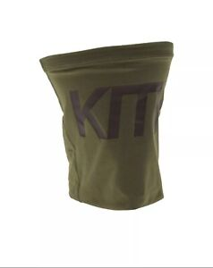 ADIDAS x KITH NECK GAITER FACE MASK COVERING NECK WARMER CW0432 OLIVE GREEN OS