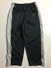 NIKE Wings Shoe Logo Mens XL Gray Track Sweat Pants Running Athletic Drawstring