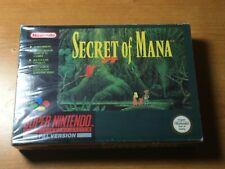 Secret of Mana (Super Nintendo) Snes Completo Nuovo!!