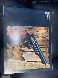 Vintage Original 1970 Smith & Wesson S&W Catalog No. 970 -Handguns -Rifles-Acces