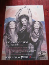 Delta Goodrem - 2016 Australian Tour - Wings Of The Wild Tour Poster