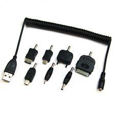 USB Ladekabel für Nokia 3230 / 3300 / 3310 / 3330 - universal 7-teilig 8003774