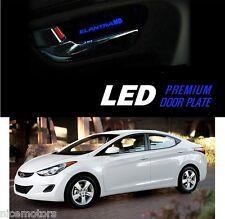 LED Premium Inside Door Catch Plate 4P 1Set For Hyundai Elantra 2011 2015