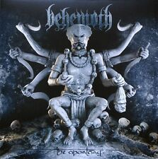 Behemoth - The Apostasy Clear LP - SEALED new copy - Black Metal