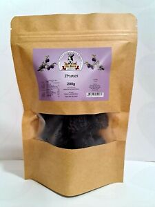 Prunes pitted - 200gr, 1kg from Ma-Koin, Bulgaria