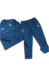 adidas track suit mens x large Polyester With Fleece Lining. Smoke Free Home.