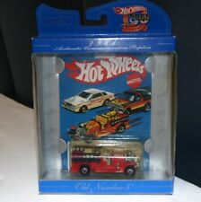 new Hot Wheels 1998 30 Years Old Number 5 1981