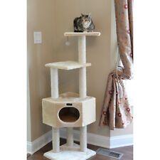 Armarkat 52 in. Cat Tree Pet Furniture Condo - A5201