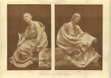 1906 War Office Sculpture Victory Fame Alfred Drury