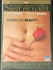American Beauty (1999 Dvd) Kevin Spacey, Annette Bening, Mena Suvari - Brand New