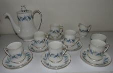 Royal Standard Fine Bone China - Service à thé porcelaine anglaise, modèle Trend