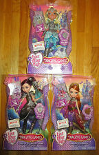 Ever After High DRAGON GAMES DARLING CHARMING RAVEN QUEEN HOLLY O'HAIR DOLL LOT