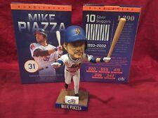 Mike Piazza SGA 2016 Hall Of Fame New York Mets Bobblehead Figurine 7/31