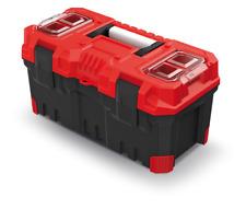Werkzeugkoffer Werzeugkiste Werkzeugkasten Toolbox Werkzeugbox TITAN Plus