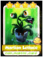 Martian Lettuce Coin Master Rare Card