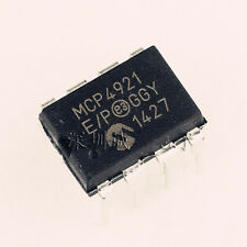 1pcs mcp4921 Mcp4921-e/p Digital Analog Converter IC Microchip Dip-8 Nuevos
