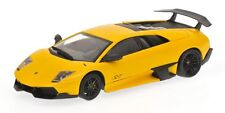 Lamborghini Murcielago LP 670-4 SV - 2009 - Yellow 40010394 Minichamps 1:43 New!
