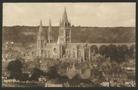 Cornwall. Truro. Truro Cathedral. 1925 Posted Frith Postcard