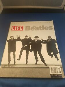 """LIFE MAGAZINE """"FROM YESTERDAY TO TODAY THE BEATLES"""" 2001  COLLECTIBLE"""