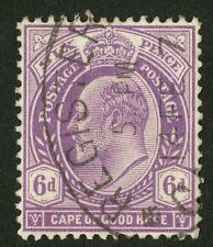 Cape of Good Hope 1903   Scott #69  USED