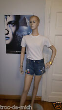 Short sexy Levis jeans modèle rare Rick Griffin Neuf  Collector PV 59e