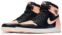Nike Air Jordan 1 Retro High OG Crimson Tint Men's Shoes - NIB 555088-081