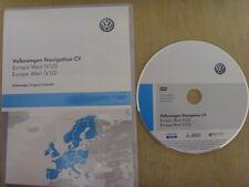 VW VOLKSWAGEN DVD RNS 510 810 V10 NAVIGATION CY DISC SAT NAV GOLF 1T0919859B