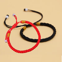 Prayer Lucky Charm Tibetan Bracelets & Bangles For Women Men Handmade Couples