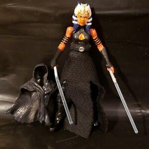 Star Wars Custom Mandalorian Ahsoka Tano 3.75 inch figure