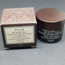 15ml FRESH BLACK TEA FIRMING OVERNIGHT MASK