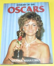 History of the Oscars1986 Movie Memories Great Pictures! Nice See!