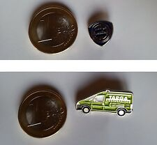2 Collectible Brooch Model Original Lancia + Targa Assistance Pin Jacket  Spilla