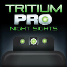 TruGlo Tritium PRO S&W M&P/SD9/SD40/Shield/Shield 2.0 Night Sight Set-TG231MP1W