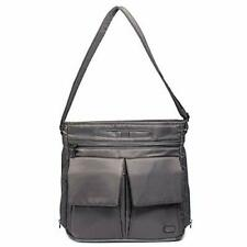 Lug Women's Happy Camper, Contemporary Gunmetal, One Size
