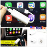 Portable DC12V USB Carplay Dongle For Apple/iPhone Android Car SUV GPS Nav Music
