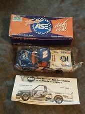 Mike Bliss #2 Team ASE Ford Truck Bank Die Cast