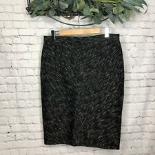 a1f9b84f36 Apt. 9 Black and White Pencil Skirt - Size L
