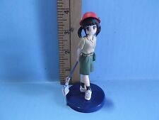 "#710 Funabashi Chitose 4""in Cute Girl in Shorts Red Hat Tetsudou-Musume DS GAME"