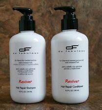 De Fabulous Conditioner & Shampoo Sulfate Free Reviver For Keratin Treatment GJ